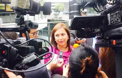 Exigen Senadores renuncia de Aguirre