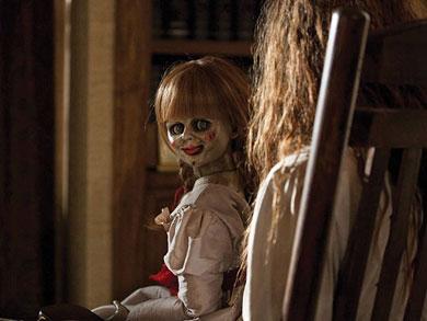 Retiran de los cines 'Annabelle'