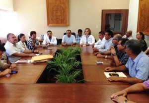 Comité de la Lucha contra el Dengue