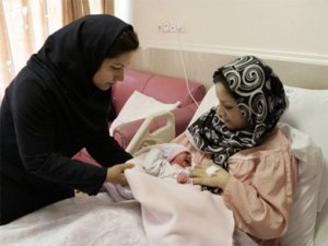 control natal en Irán
