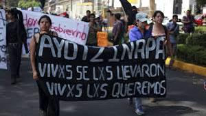 normalistas de Ayotzinapa