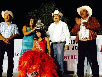 Fiestas del Ejido Josefa Ortiz de Domínguez
