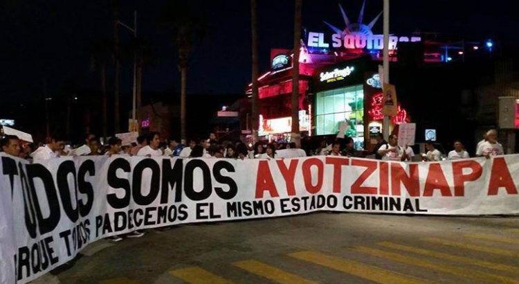 Todos fuimos Ayotzinapa