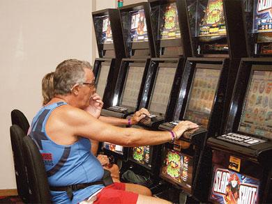 En casinos, sólo mayores de 21 años