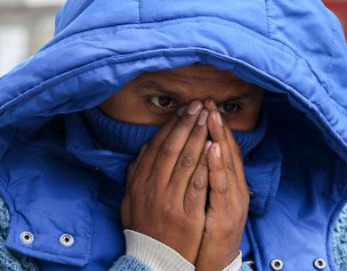 Ante el frío, extremar precauciones y vacunarse contra la Influenza