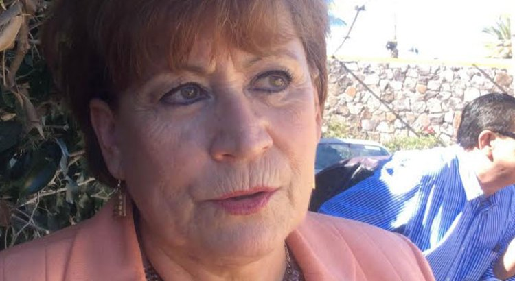 Rosa Delia al Congreso