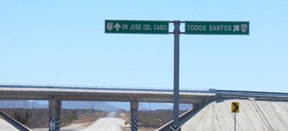 ibramiento Todos Santos-Los Cabos.