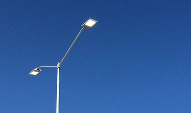 Autorizan compra de 20 mil luminarias