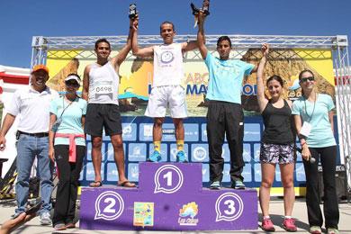 Exitoso el Medio Maratón Los Cabos