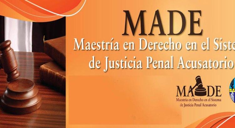 Ofrece la UABCS Maestría en Derecho