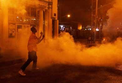 Crece a tensión en Baltimore