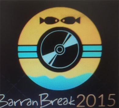 "Organizan el ""BarranBreak"""