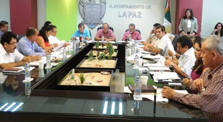 Modifican comisiones del Cabildo paceño