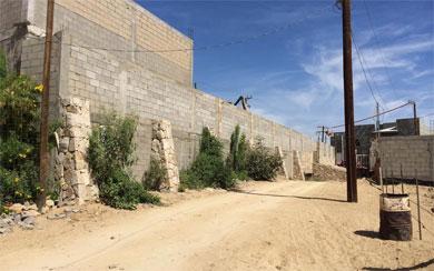 Alumbrado y pavimentación piden Vecinos de Guaymitas