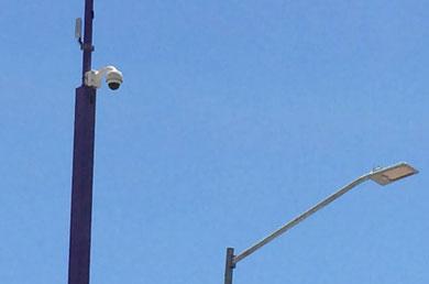 Ya funcionan 6 de las once cámaras de vigilancia de SJC