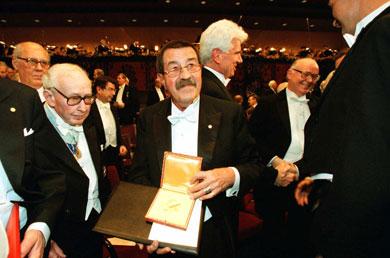 Descanse en paz Günter Grass