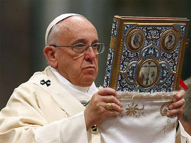 Confirman visita del Papa a Cuba