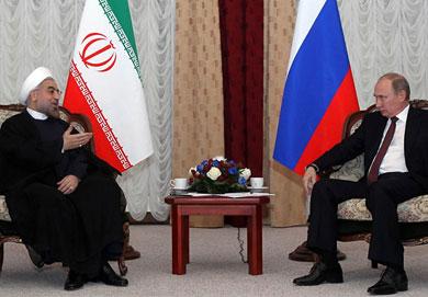 Levanta Rusia prohibición de entregar armas a Irán