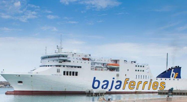 Suben las tarifas de Baja Ferries