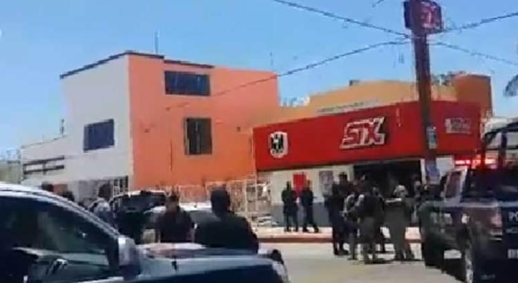 Enfrentamiento en Los Olivos