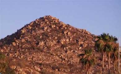 Rescatan a adolescentes atrapados en el Cerro del Vigía