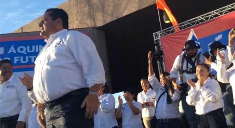 """Lamenta Mendoza que los pactos de civilidad sean sólo """"buenas intenciones"""""""