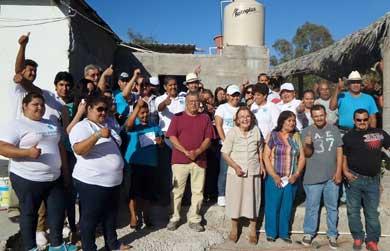 Se suman activistas del PRI a campaña de Felipe Prado