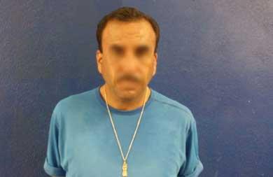 Amenazó con navaja a vigilantes de Soriana