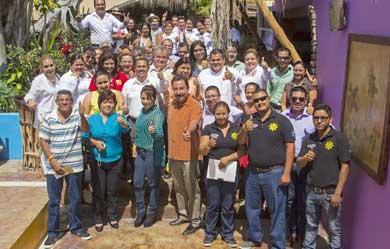 Trabajadores del sector salud respaldan a candidatos de Izquierdas