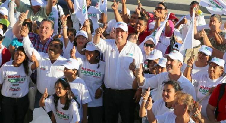Impulsará Barroso el desarrollo del sector pesquero