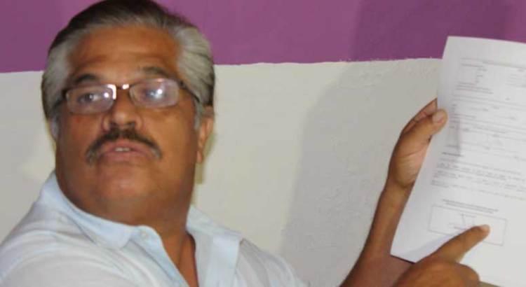 A no votar por el PAN convoca Rigoberto Romero Aceves