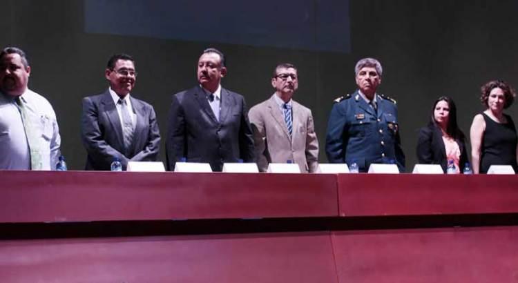 Inauguró la UABCS el XIII Congreso Nacional de Derecho