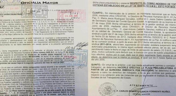 Ya no tiene el Ayuntamiento relación laboral con Osuna Frías