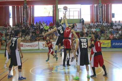 Clínicas gratuitas de basquetbol en La Paz