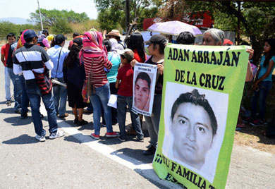 Entregará CIDH avances sobre caso Ayotzinapa