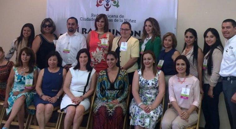 Asiste Presidenta del DIF Loreto a reunión regional de RMCAN