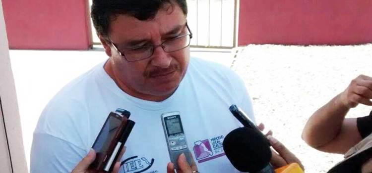 Ni Narciso Agúndez ni el  PRD-PT-MC han solicitado el recuento voto por voto