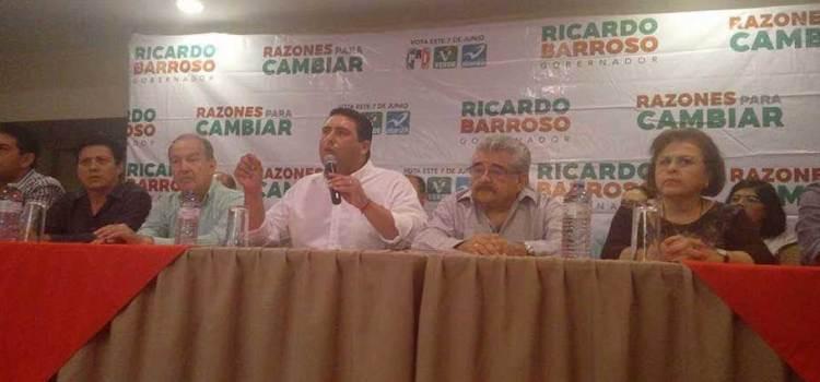 Impugnará el PRI la elección