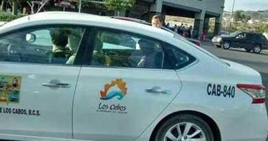 A resguardo todos los vehículos de la delegación de CSL