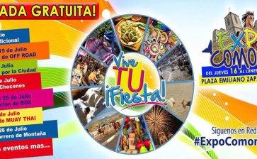 Invitan a la Expo Comondú