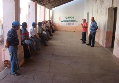 Crean Comité del Frente Pro Desarrollo Sustentable en El Triunfo