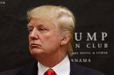 """No esperaba Trump una reacción """"tan severa"""" por sus dichos"""