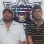 Francisco Alejandro Hirales Aviles y Benito Amador Amador.
