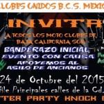 Cuarto Encuentro de Moto Clubes Unidos