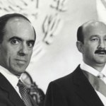 Córdova Montoya y Raúl Salinas.