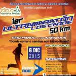 primer Ultra Maratón