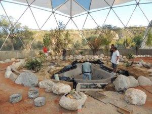 Un avance del 70% reporta el Centro de Interpretación y Conservación de la Vida Silvestre en Santiago
