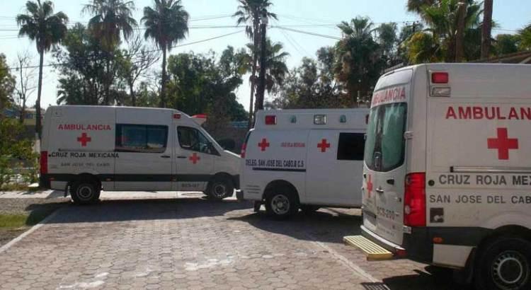 Más de 4 mil servicios ha  brindado la Cruz Roja