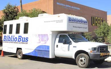 """El """"Bibliobus"""" ya se encuentra habilitado"""