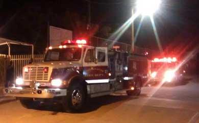 Capacitarán bomberos  sanluqueños a la comunidad